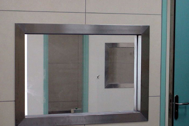 铅玻璃观察窗