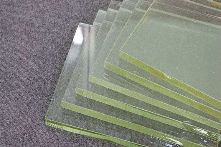 医用防辐射铅玻璃